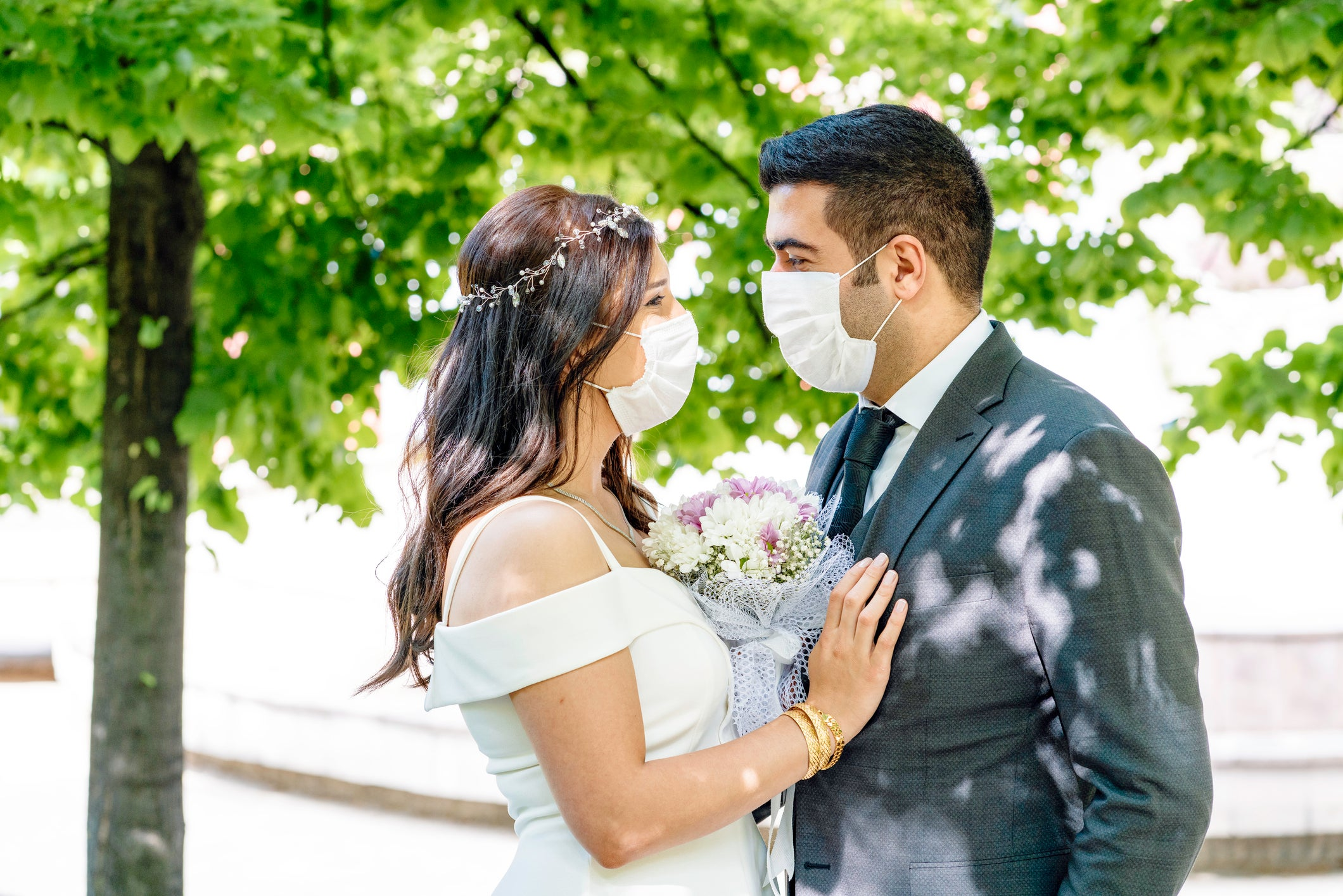 Getting Married Safely During the Pandemic
