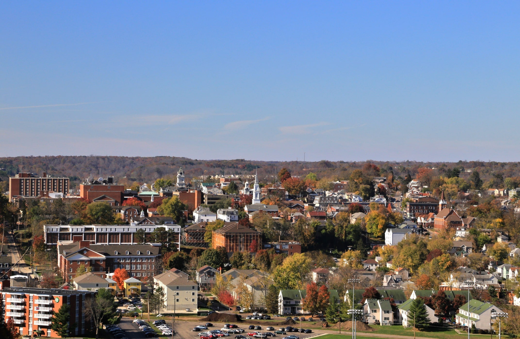 Here Are the 10 College Towns With the Most Violent Crimes