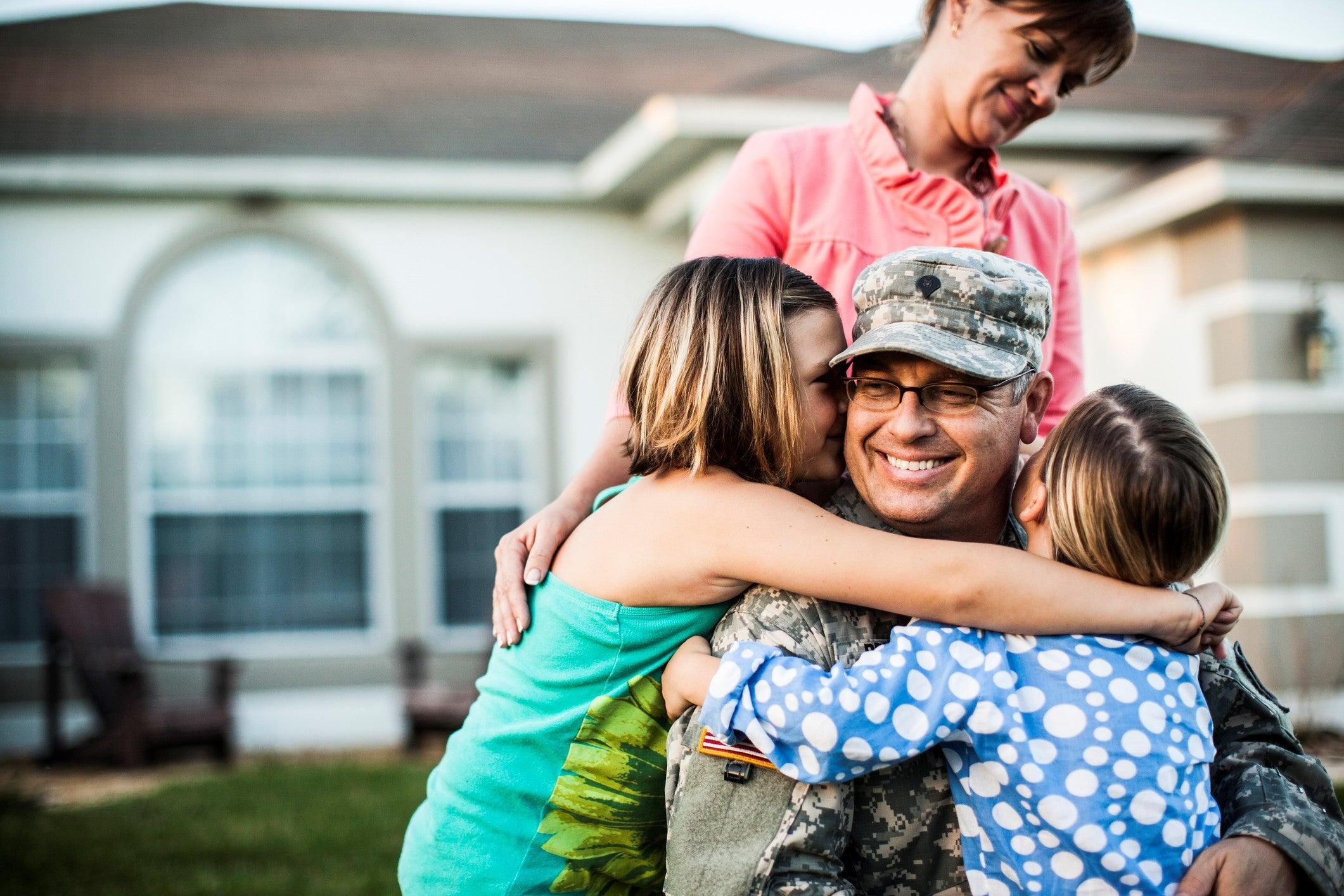 Home Security Discounts for Veterans