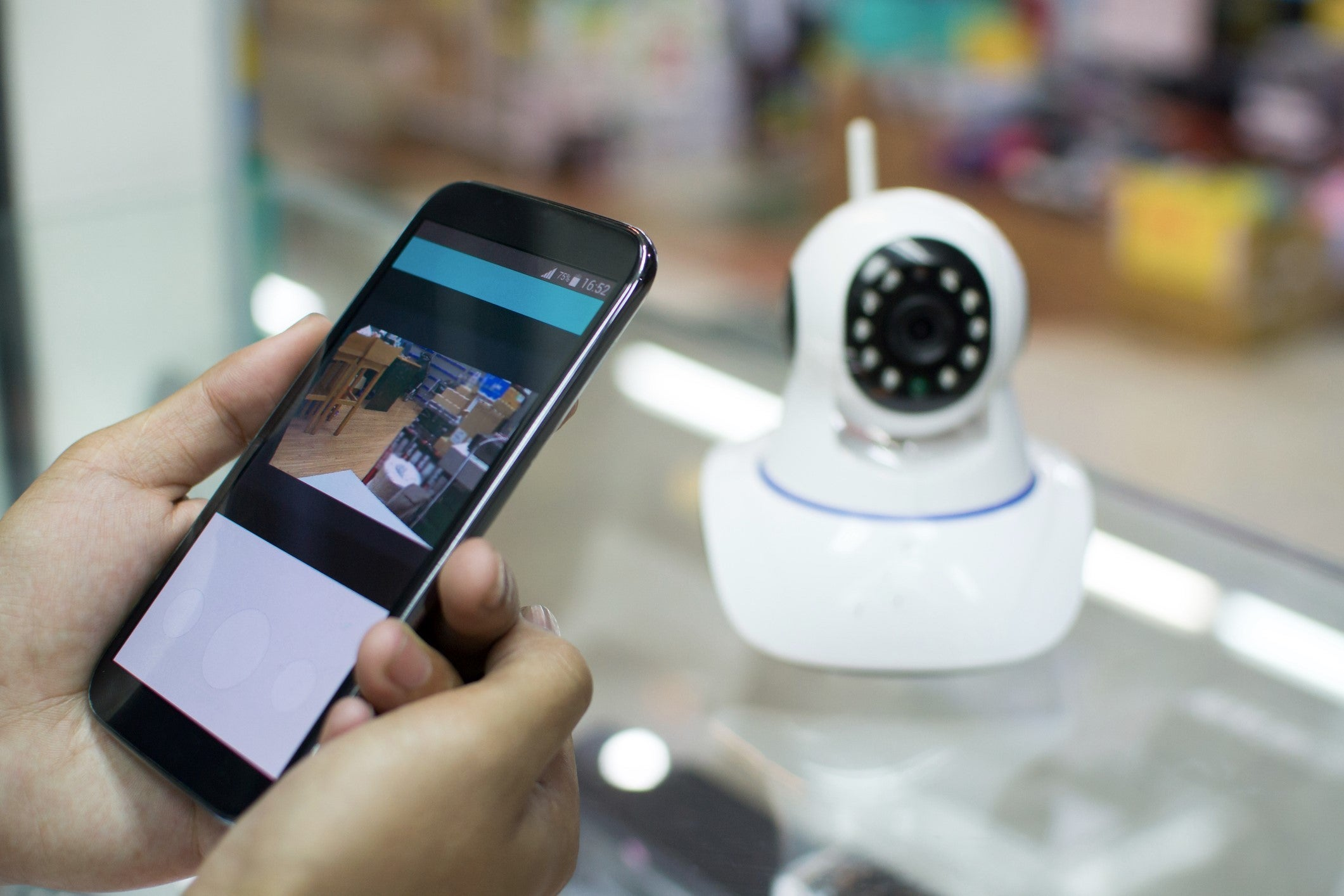 Can Home Security Cameras Be Hacked?