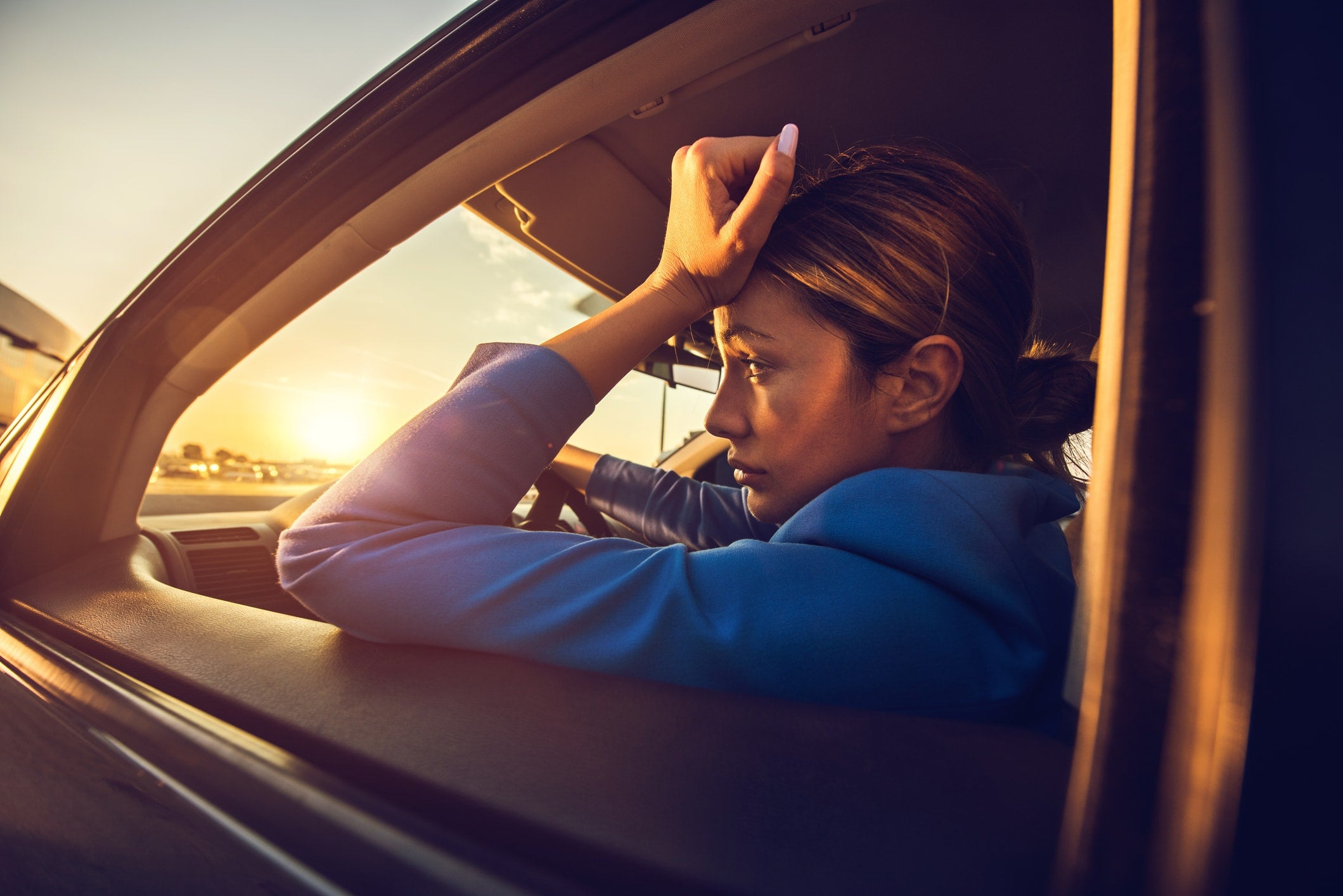 Too Sleepy to Drive: Facts and Statistics on Drowsy Driving