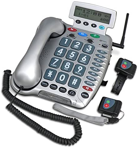 Geemarc Ampli600 Amplified Emergency Connect Phone Image