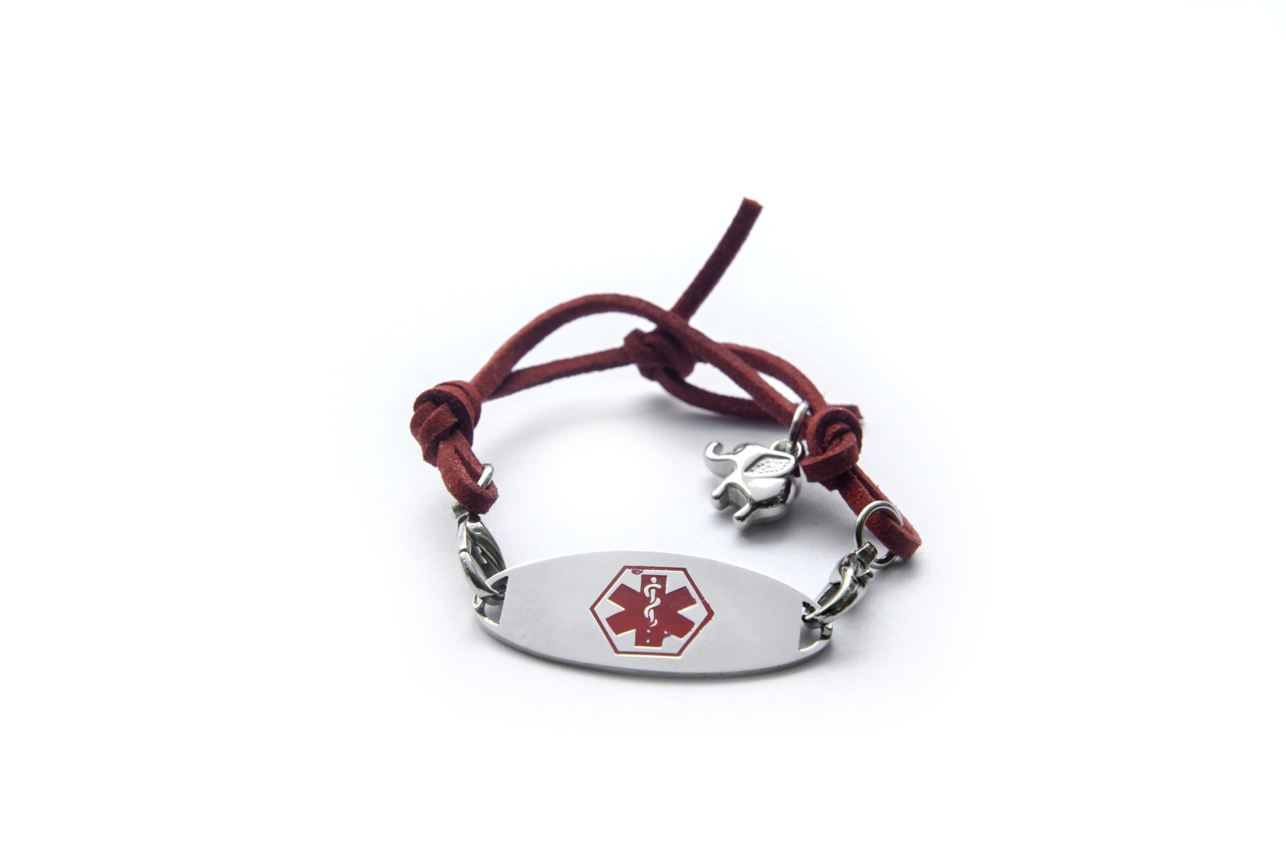 10 Medical ID Bracelets for Women That Are Practical and Have Style
