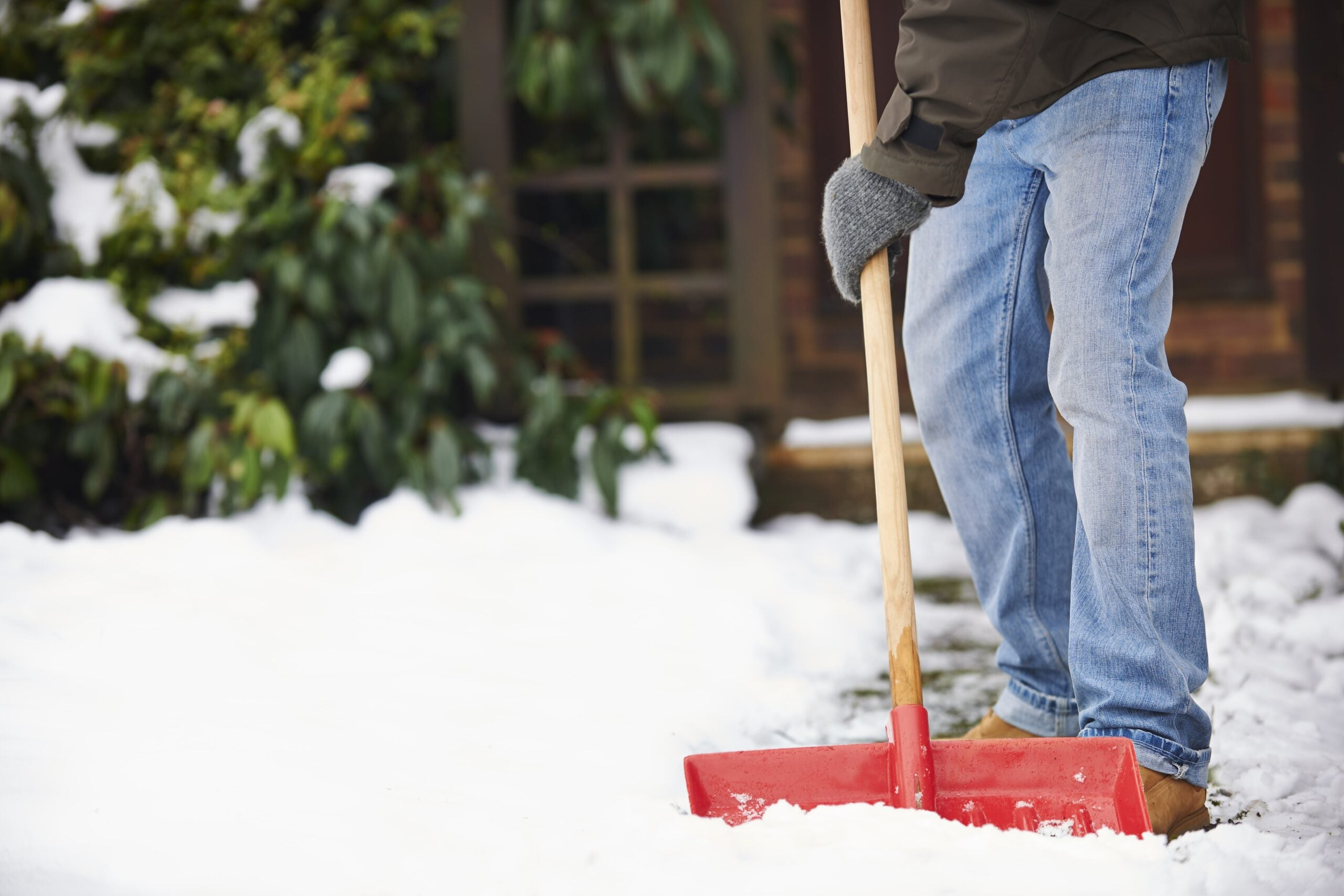 Shoveling Snow: Do It Safely With These 10 Tips