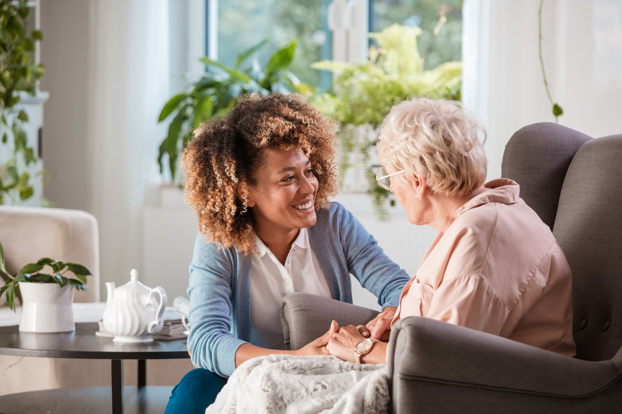 Returning to Normal: In-Home Care for Older Adults