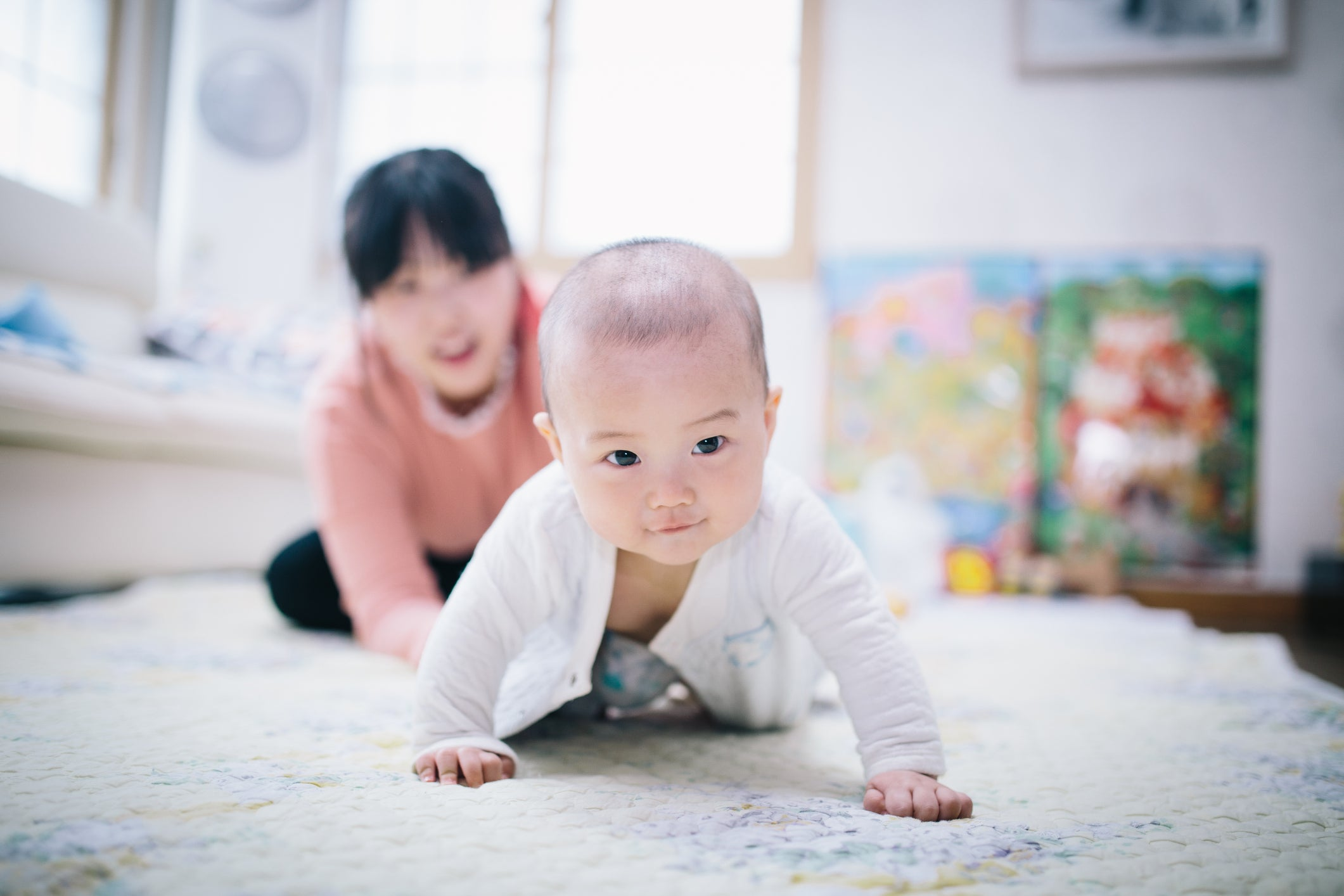 7 Spots You May Have Missed While Baby-Proofing