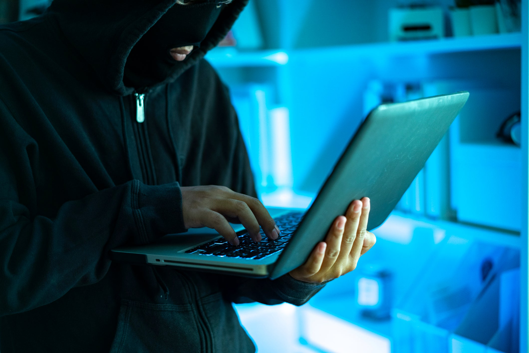 Here's What You Should Do If Your Home Security System Is Breached image