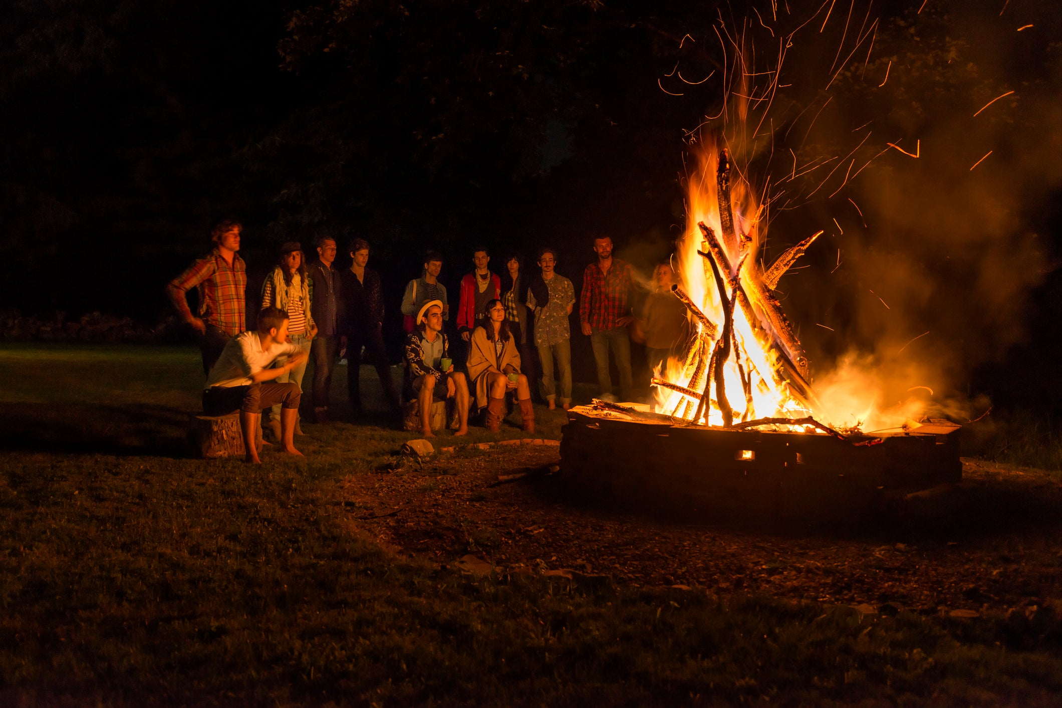 Safe Summer Fun: An Outdoor Fire Safety Guide image
